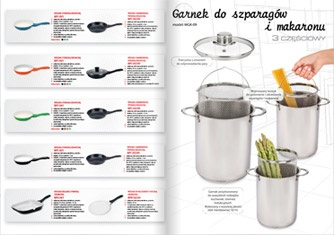 Cook & Fry products catalog
