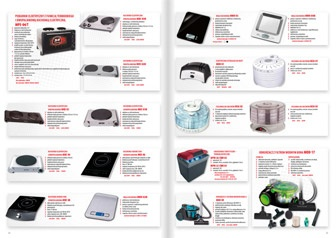 Home & Care products catalogues