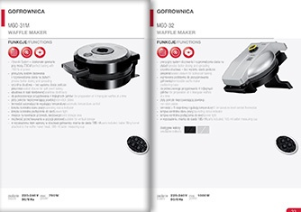 Small Domestic Appliances catalog